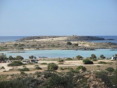 plage Elafonissi Crète